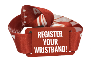 Register Your Wristbands!