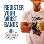 Still Need to Register Your CCMF 2017 Wristbands?