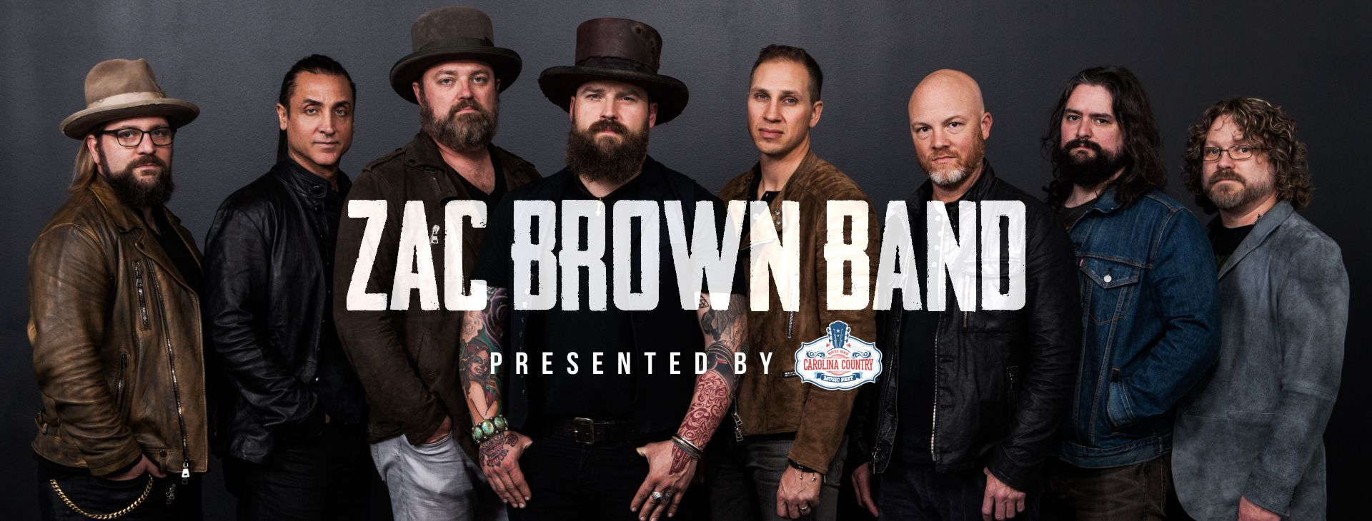 Zac Brown Band to Perform at Carolina Country Music Fest