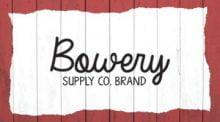 Bowery Supply Co. Brand