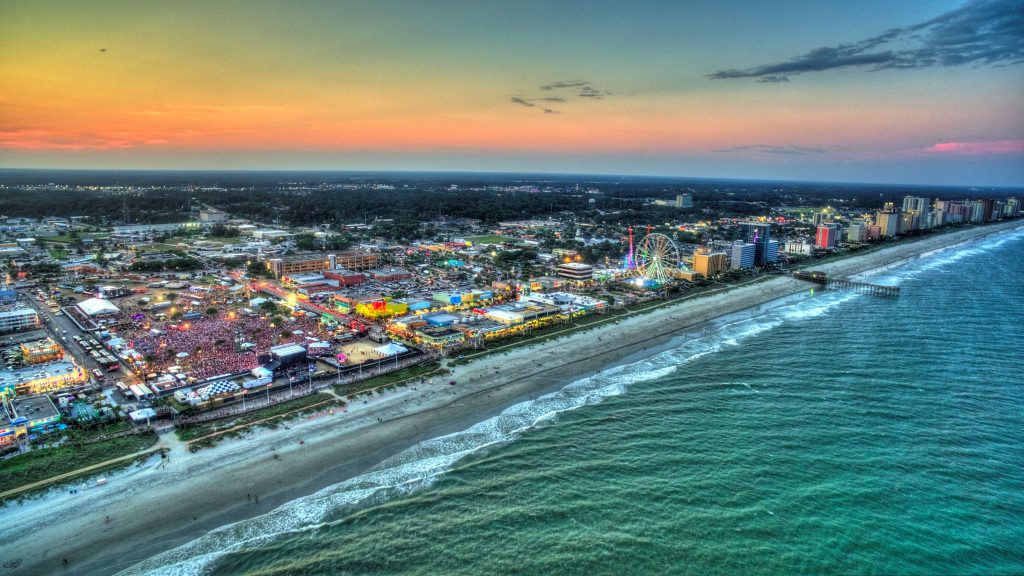 End Of Summer Festival North Myrtle Beach