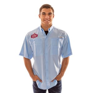 CCMF Columbia Fishing Shirt