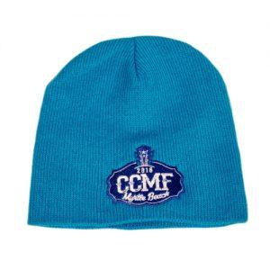2016 Women's CCMF Beanie – Blue