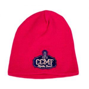 2016 Women's CCMF Beanie – Pink
