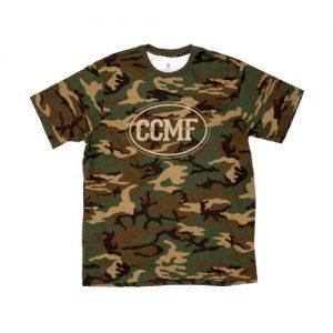 CCMF Camo T-Shirt