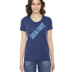 Carolina Country Scoop Neck T-Shirt – Indigo