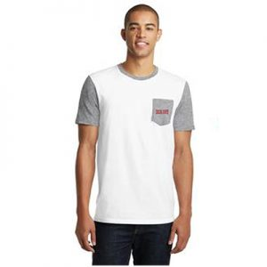 Carolina Country Men's Pocket T-Shirt – Grey