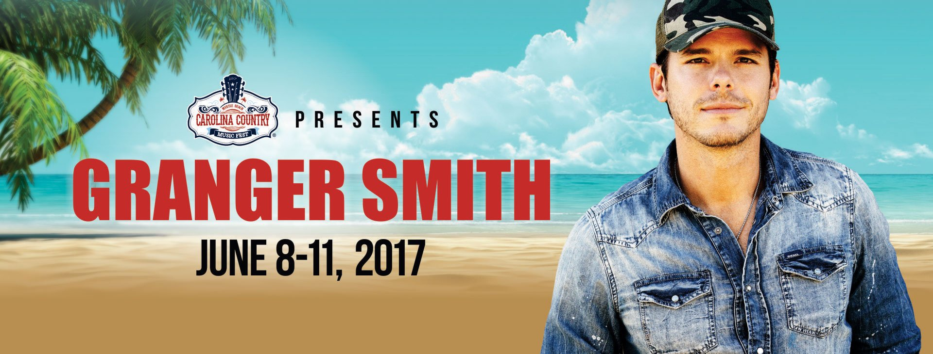 Granger Smith joins Carolina Country Music Fest!