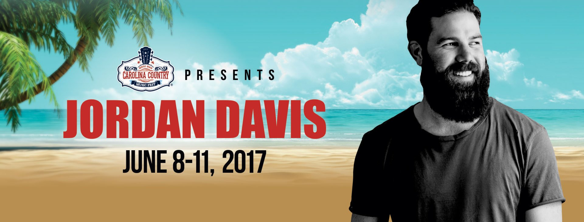 Jordan Davis joins Carolina Country Music Fest!