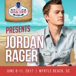 Jordan Rager joins Carolina Country Music Fest!