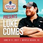 Luke Combs Joins Carolina Country Music Fest!