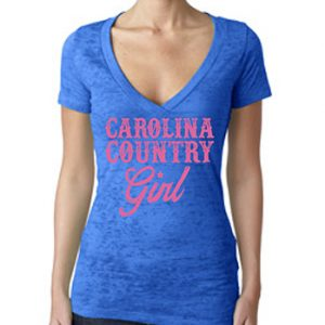 Carolina Country Girl – Royal Blue