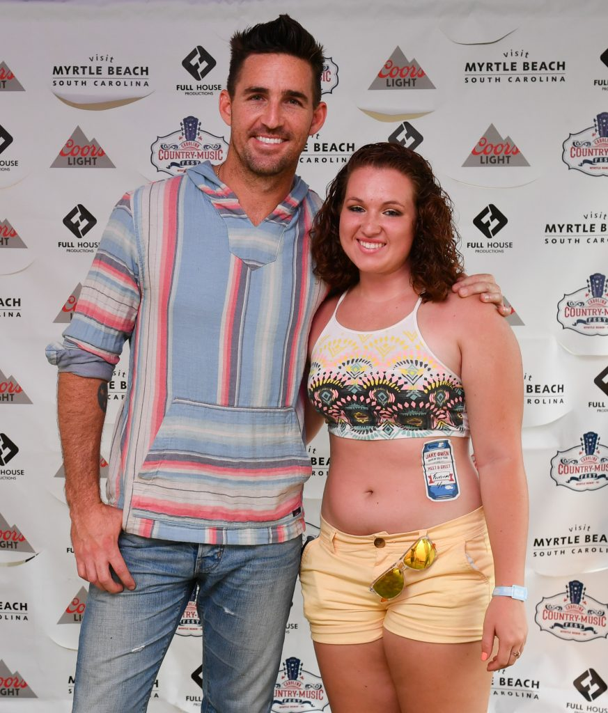 Jake owen mg 2016 carolina country music fest photos from our 2016 carolina country music fest jake owen meet greet m4hsunfo