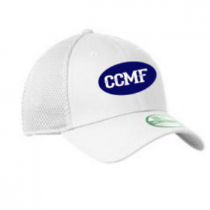 CCMF Youth Hat – White