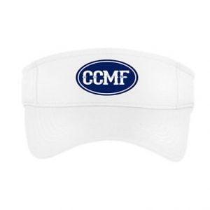 CCMF Visor – White