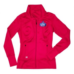 2016 Ladies CCMF Full Zip – Pink