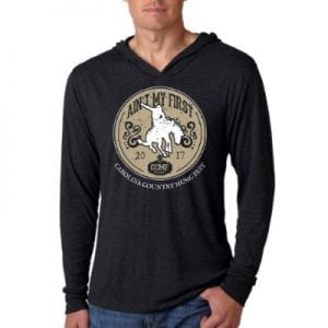 "CCMF ""Ain't My First Rodeo"" Hoody – Navy"