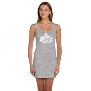 CCMF Tank Dress – Grey