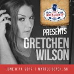 Gretchen Wilson Makes Her Return at the Carolina Country Music Fest