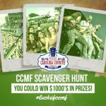 First Annual CCMF Scavenger Hunt!