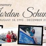 In Loving Memory of Jordan Schuman