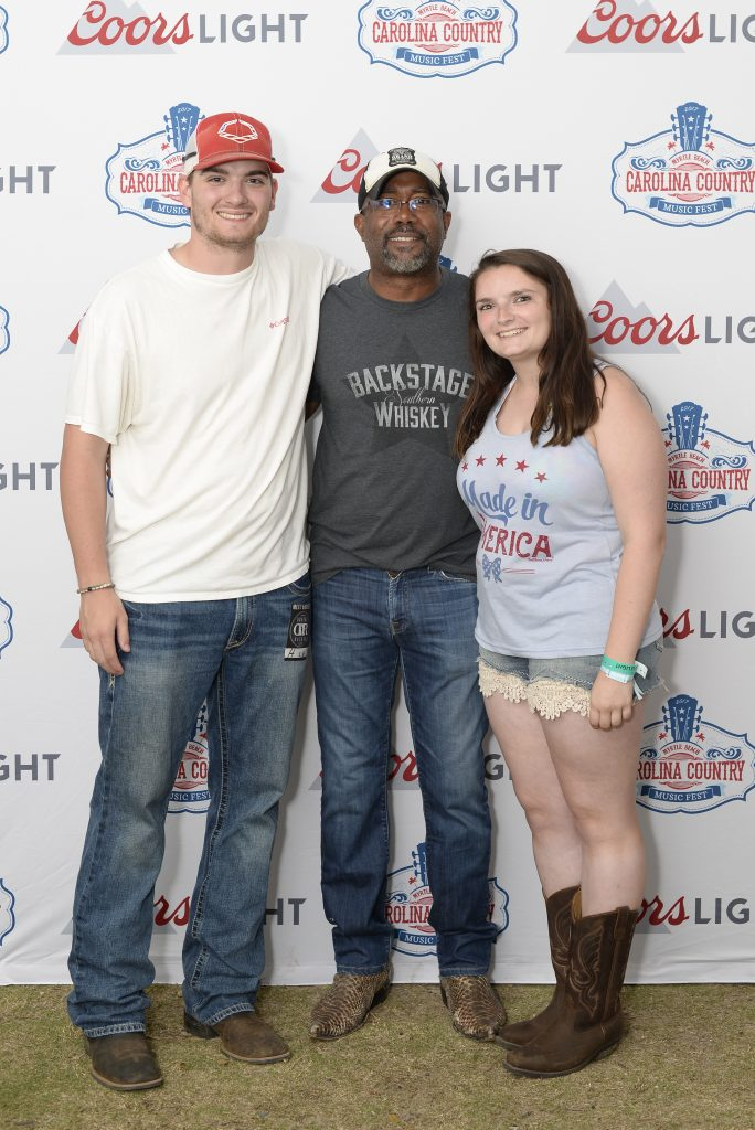 Darius rucker mg 2017 carolina country music fest got questions weve got answers m4hsunfo