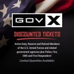 Carolina Country Music Fest Teams Up with GovX to Offer Military Discounts