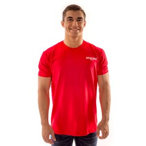 CCMF 2017 Men's Lineup Shirt – Red