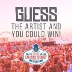 Wanna win tickets to Carolina Country Music Fest, June 7-10, 2018?