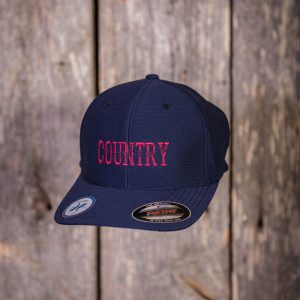 "CCMF ""Country"" FlexFit Hat – Navy"