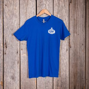 Windows Down, Country Up T-Shirt – Royal