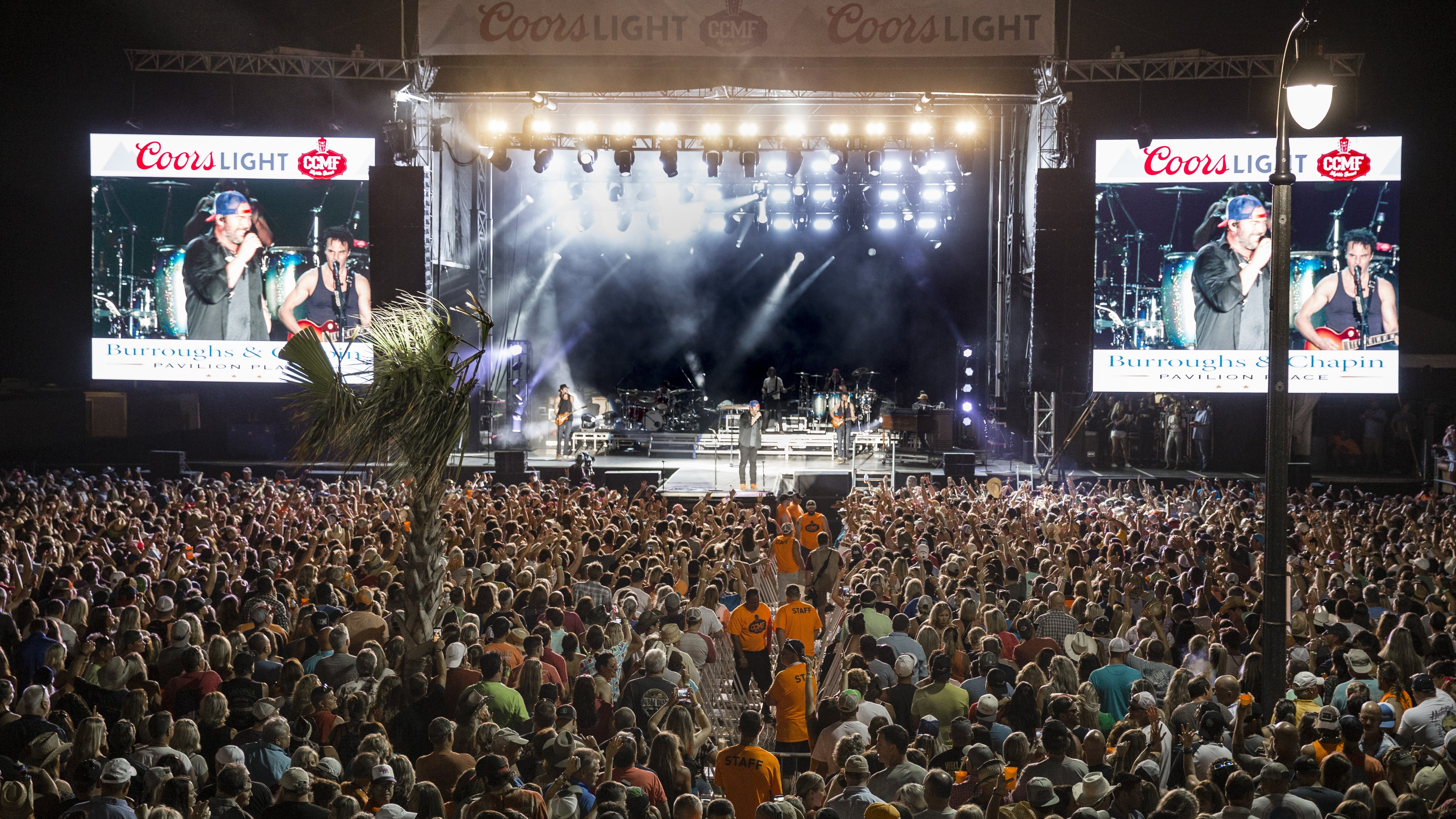 Coors Light Returns as the Official Beer for the Carolina Country Music Fest