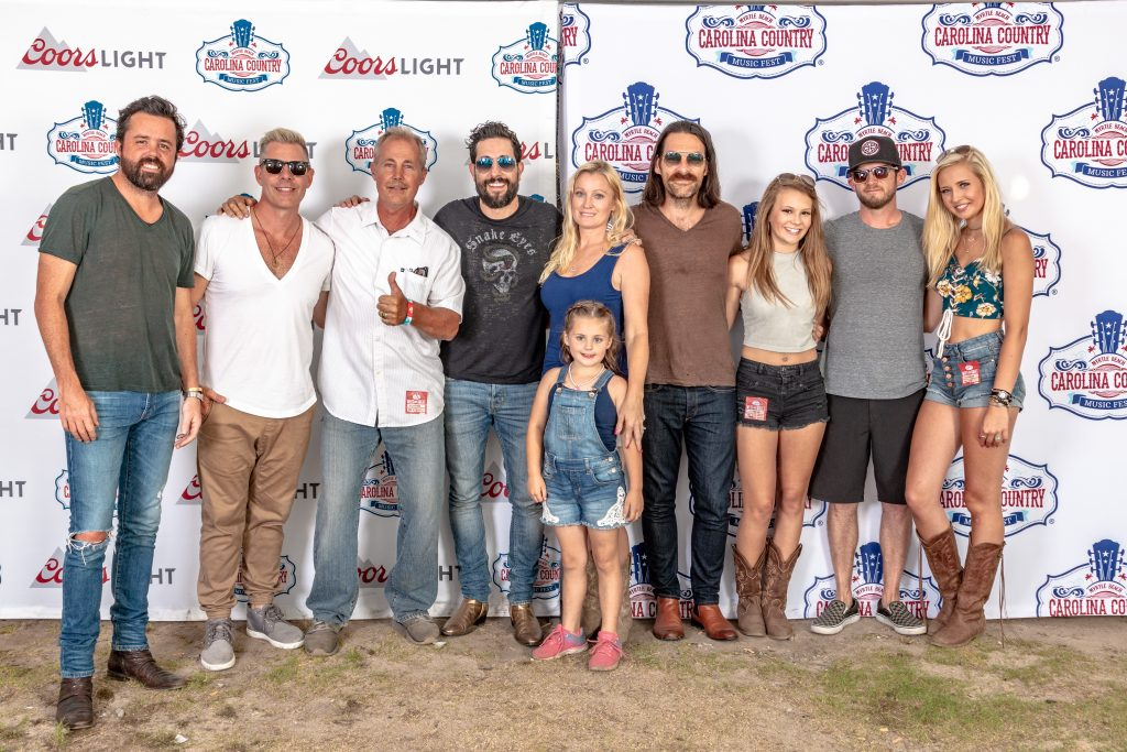 Old Dominion M&G 2018 | Carolina Country Music Fest