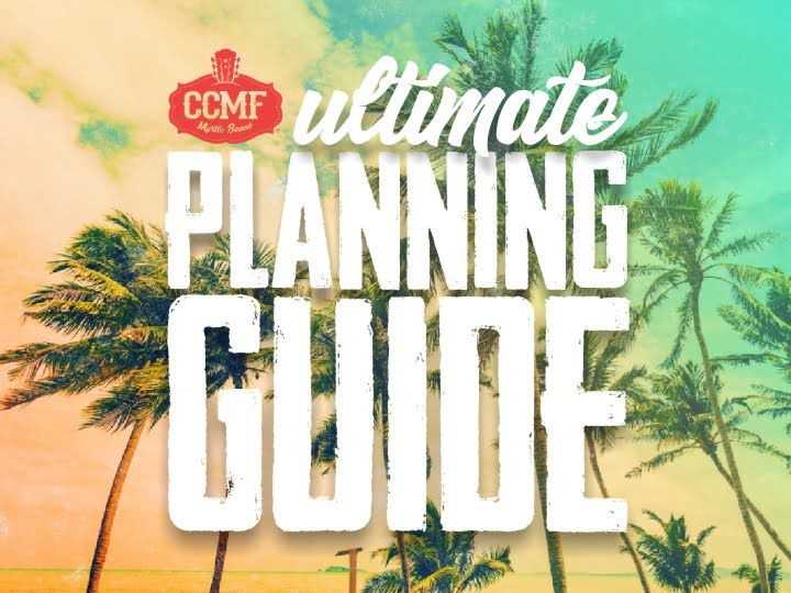 The ULTIMATE CCMF Planning Guide!