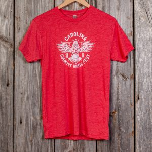 CCMF 2018 CAROLINA EAGLE T-SHIRT