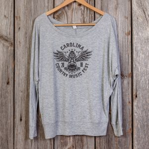 CCMF 2018 EAGLE LONG SLEEVE SHIRT