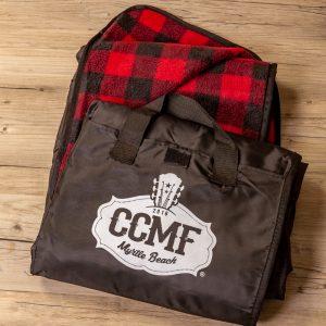 CCMF 2018 Picnic Blanket