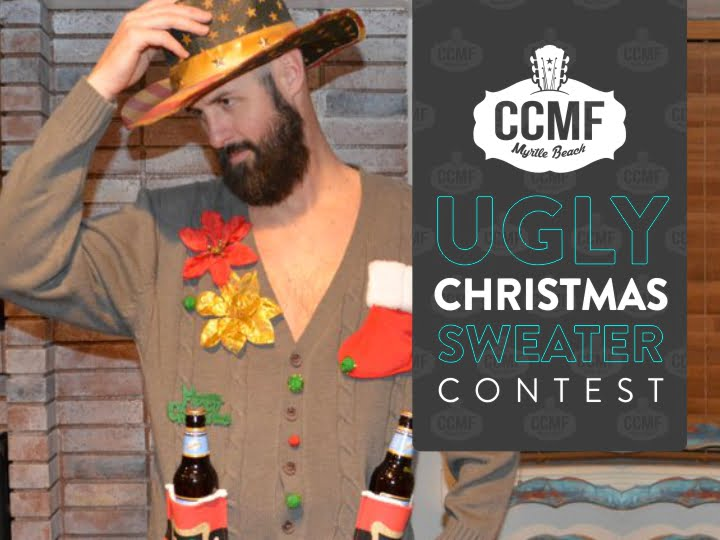 CCMF UGLY CHRISTMAS SWEATER CONTEST!