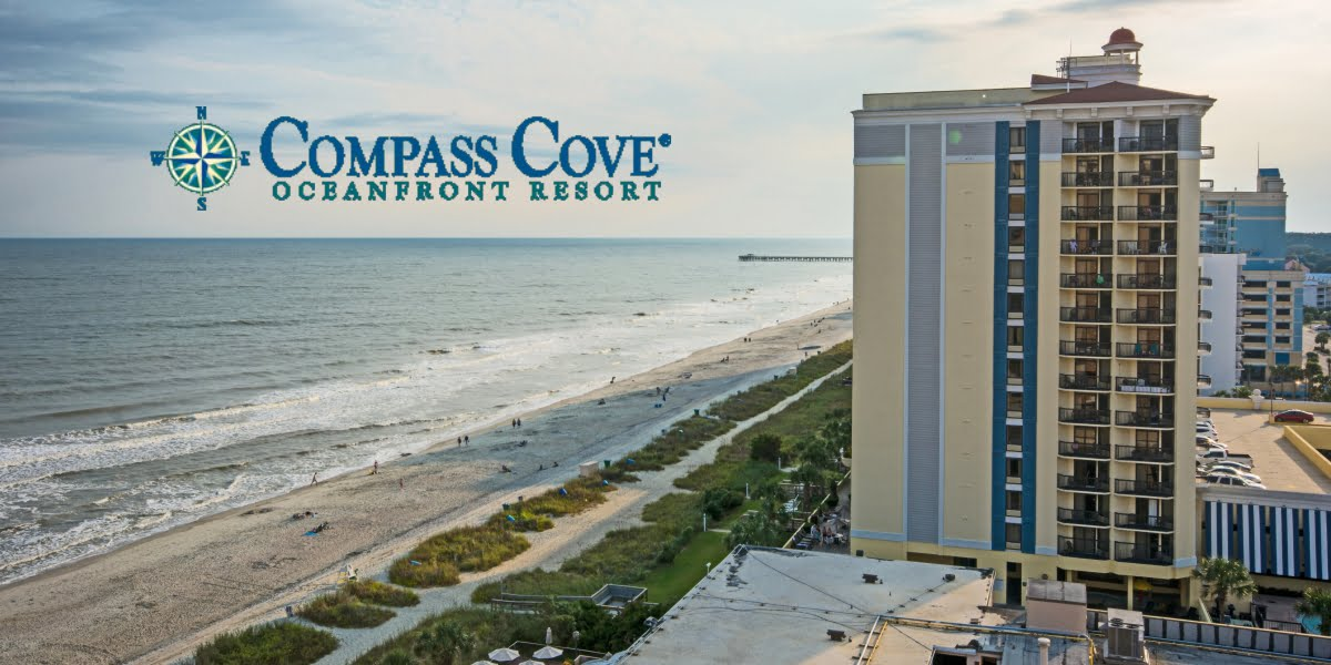 Compass Cove Oceanfront Resort: Make Staying Here Your New Years Resolution