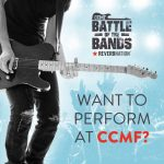 Get Ready for the 2019 CCMF Battle of the Bands!
