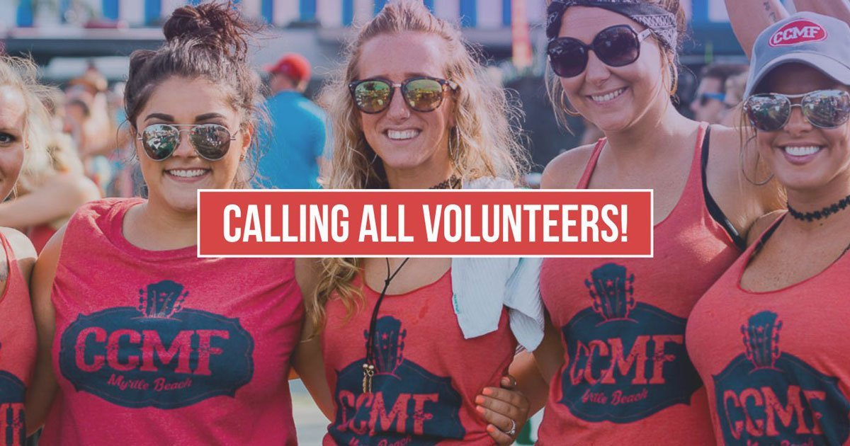 2019 Volunteer Applications are Now Open!