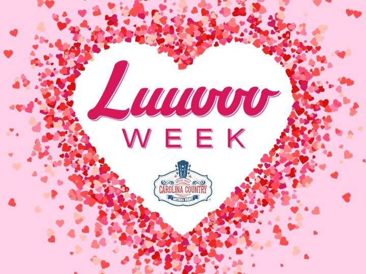 Luuvvv Week!