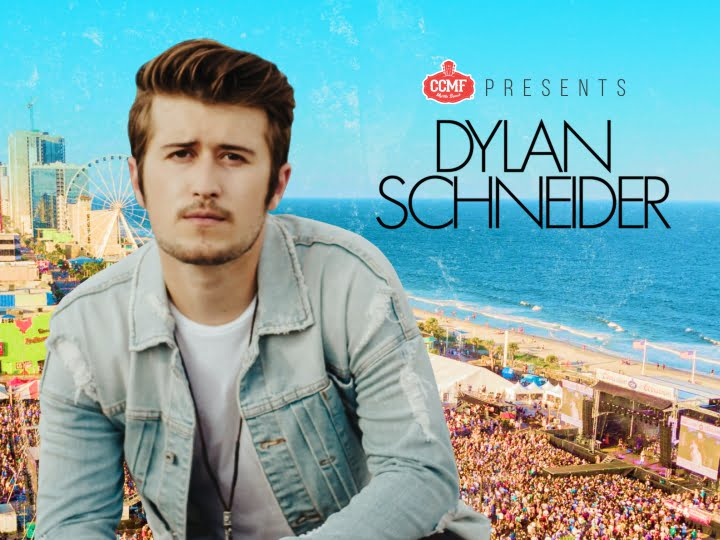 CAROLINA COUNTRY MUSIC FEST ANNOUNCES DYLAN SCHNEIDER!