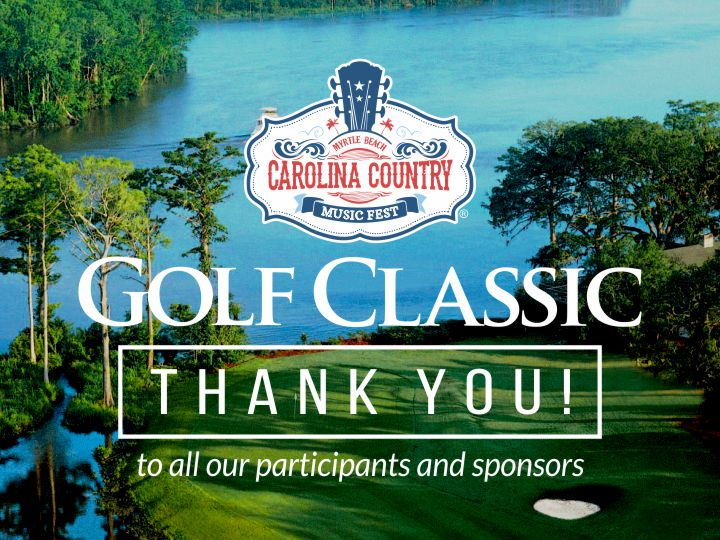 THANK YOU FROM THE CCMF GOLF CLASSIC!