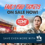 Carolina Country Music Fest 2020 Early Bird Tickets on Sale July 1!