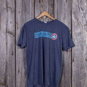 CCMF 2019 Headliners Flag Tee – Navy