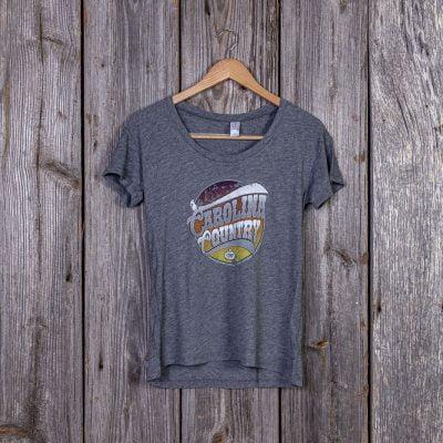 Carolina Country Women's T-Shirt – Ash Heather