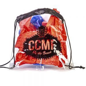 CCMF Clear Tote