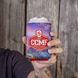 CCMF 2019 – Official Koozie
