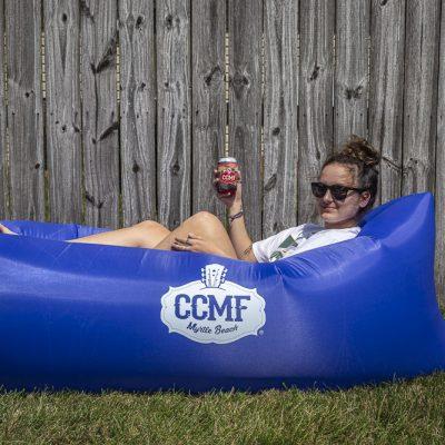 CCMF Wind Chair – Blue